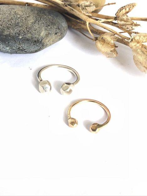 Maya Collection rings